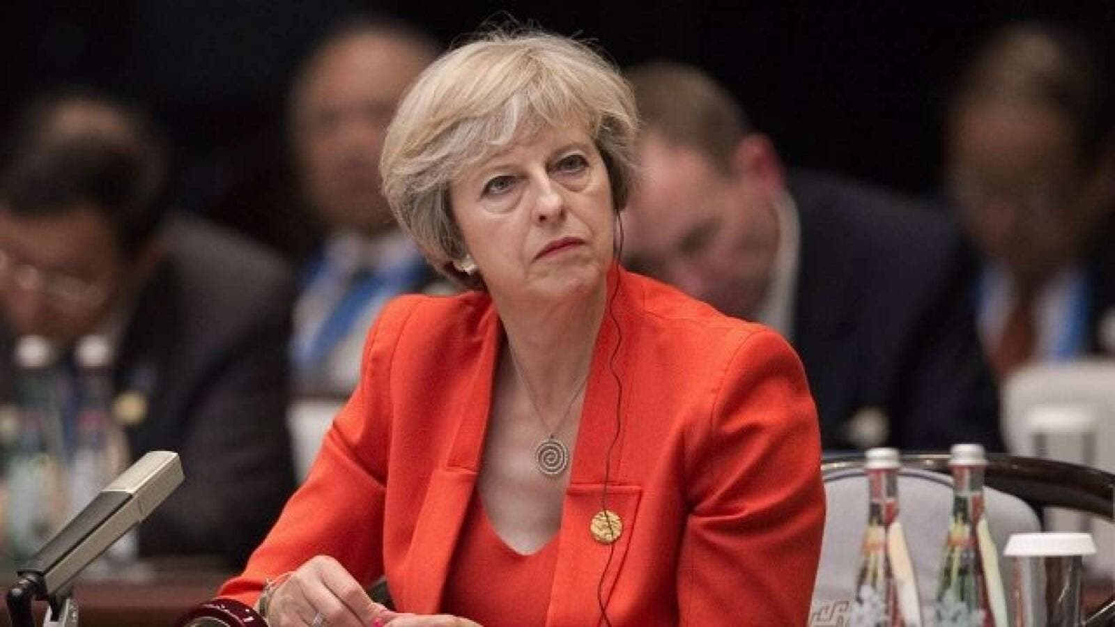 Britain's Prime Minister Theresa May. (AFP /File Photo)