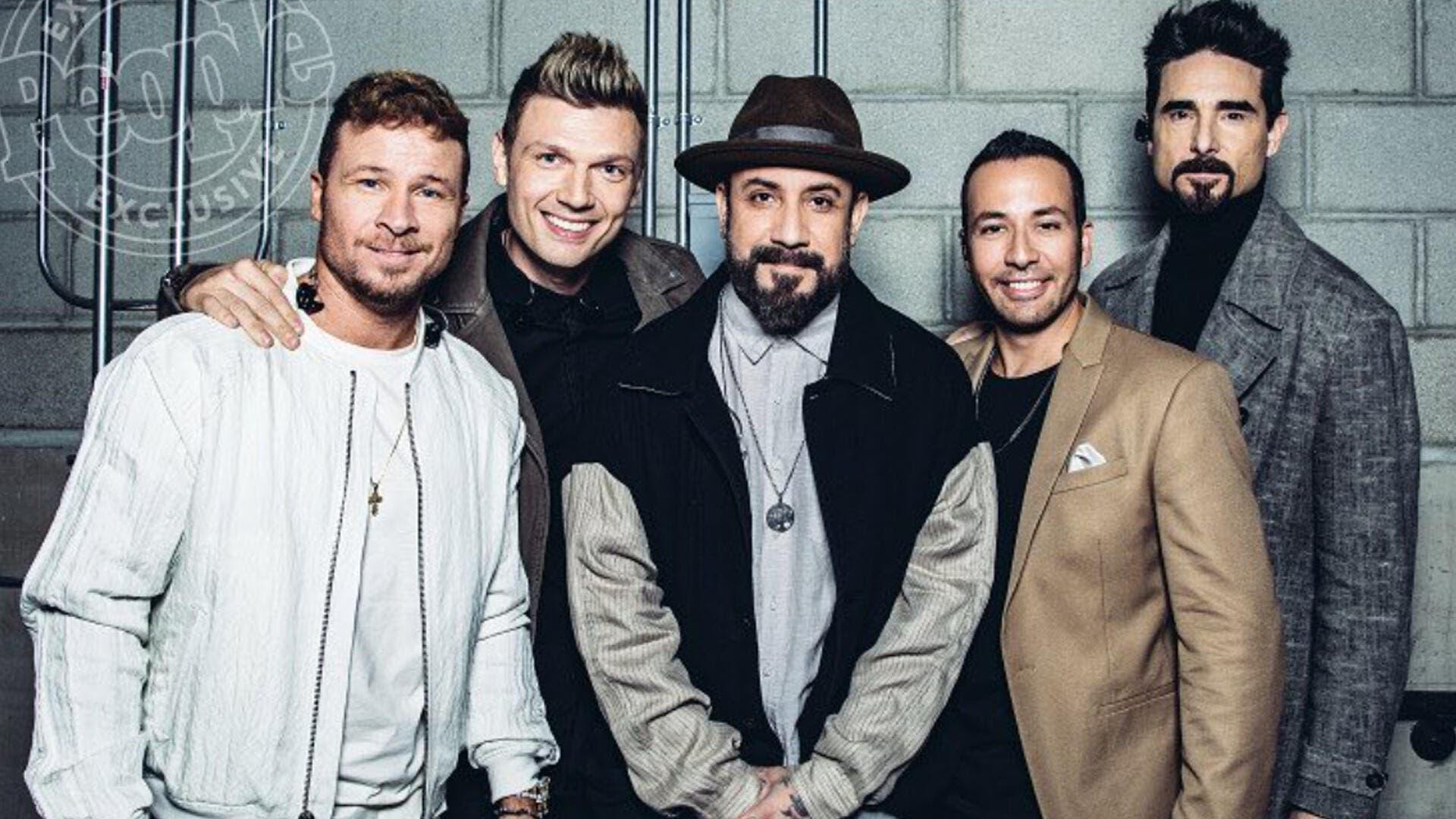Backstreet Boys Celebrate 'I Want it That Way' 20th ...
