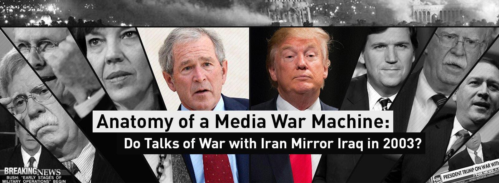 Wholl Be Iran War Buildups Judy Miller >> Anatomy Of A Media War Machine Do Talks Of War With Iran Mirror