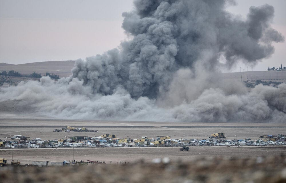 18 Killed After Unknown Airstrikes Bomb Pro-Iranian Positions in Syria