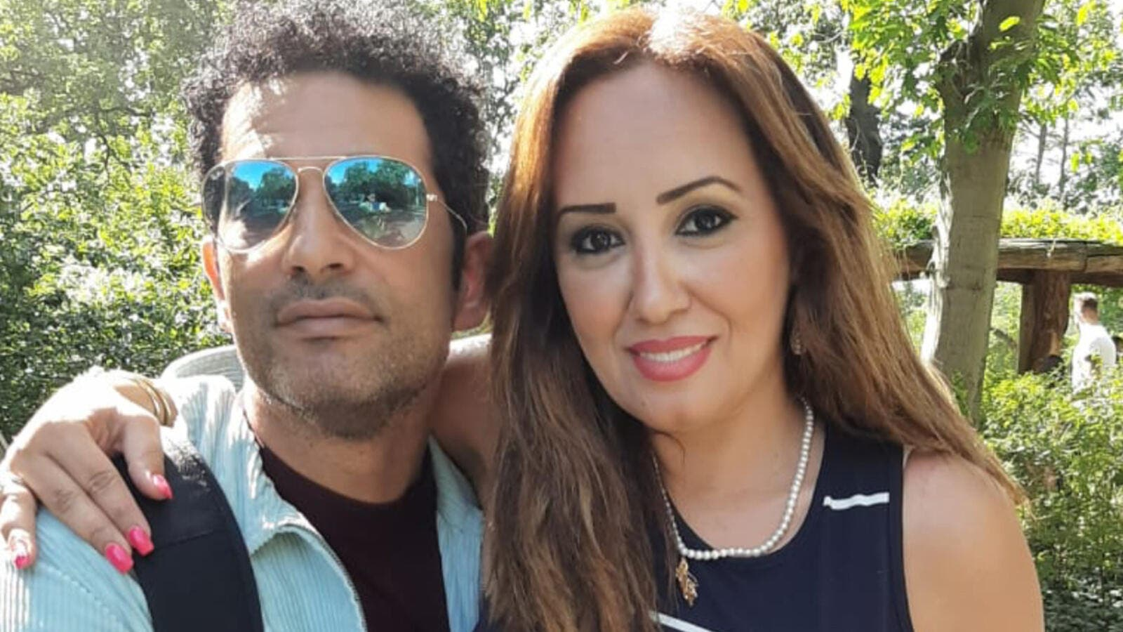 """Amr Fawzi freed from restrictions""""! amr saad's wife officially"""
