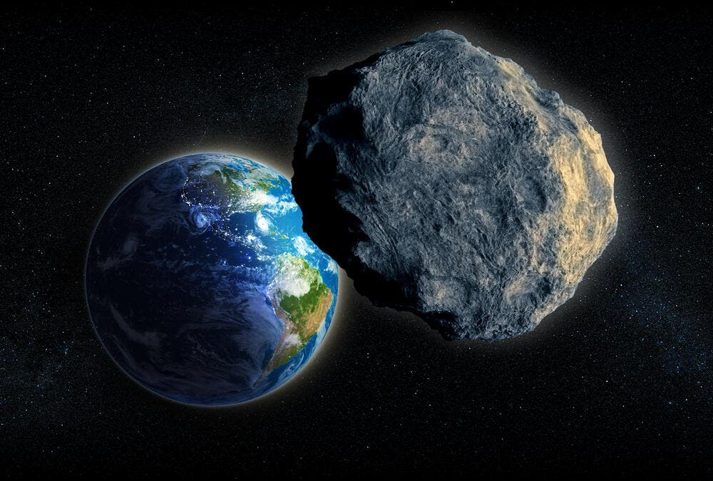 World's End? Huge Asteroid Expected to Skim Past Earth Today - Al-Bawaba
