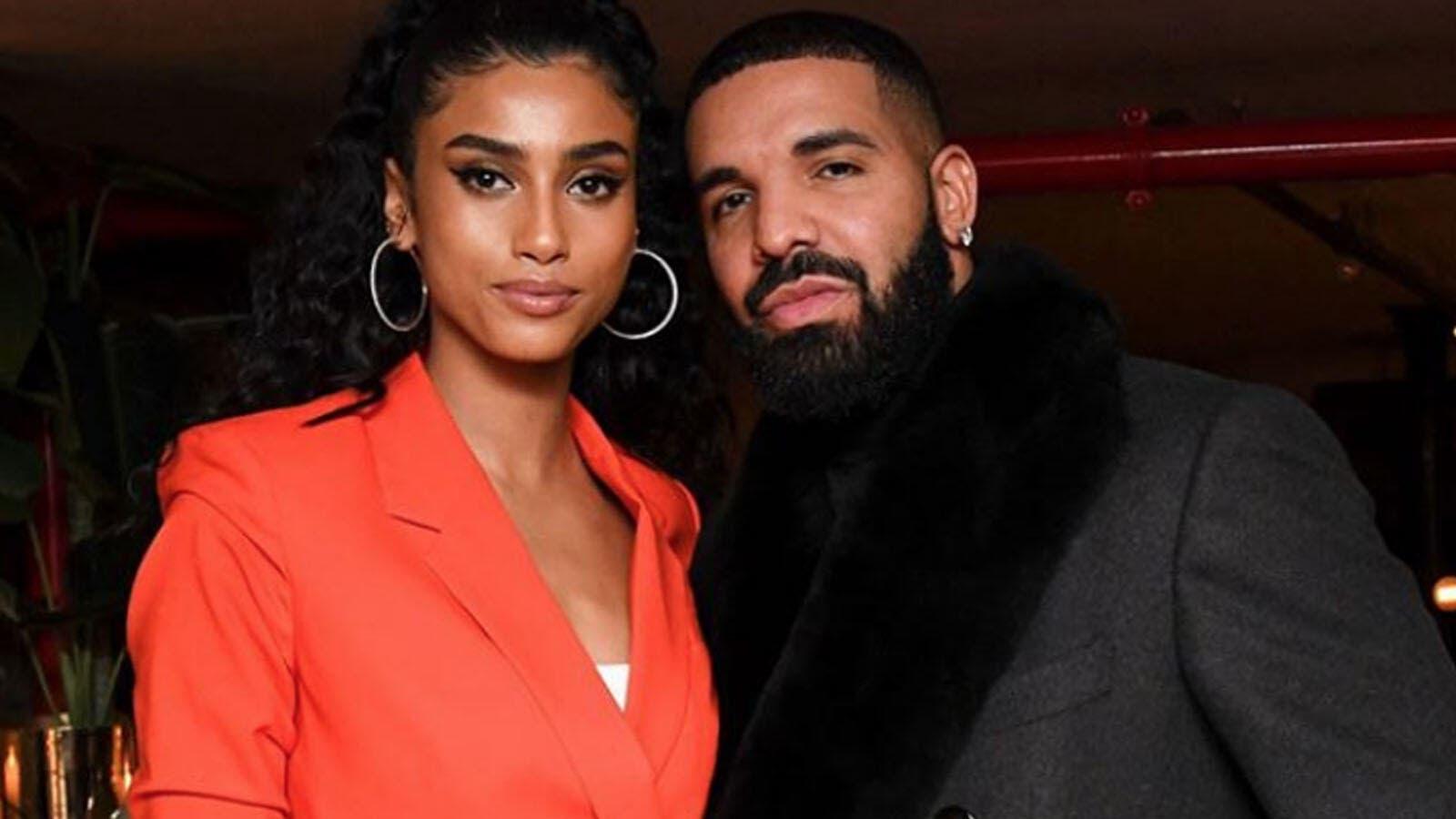 Is Drake Dating Moroccan-Egyptian Model Iman Hammam? | Al