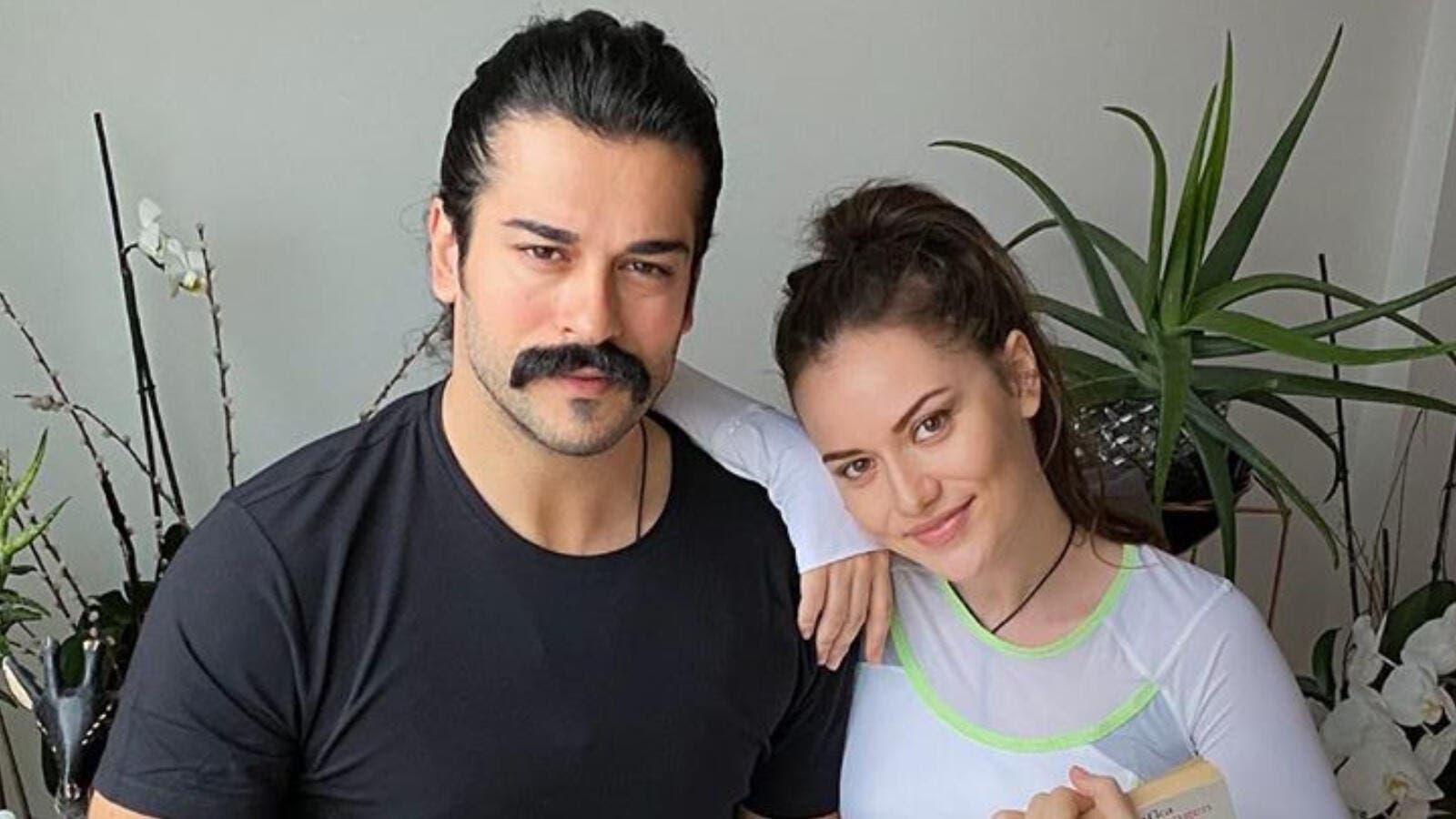 I Appreciate You Wifey! Burak Özçivit Gifts Spouse Fahriye Evcen Two  Presents Worth 68,000 Dollars! (Picture) | Al Bawaba