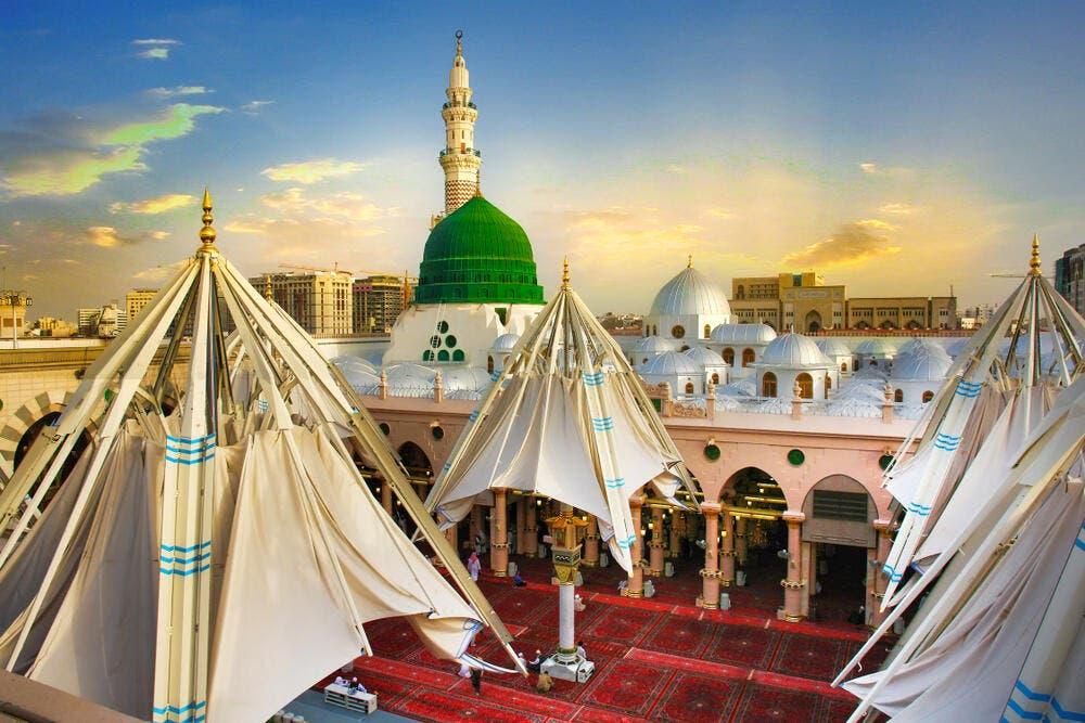 The Prophet's Mosque in Saudi's Madinah Will Gradually Open its ...