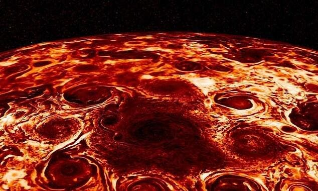What is the Relationship Between Jupiter and Pepperoni Pizza? - Al-Bawaba