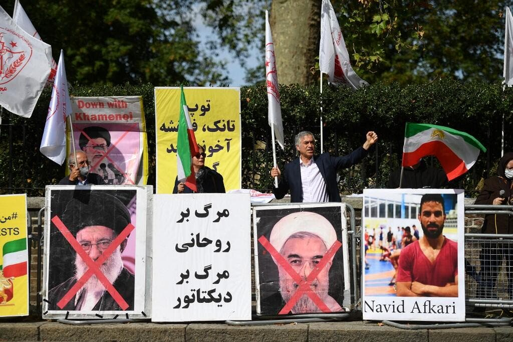 UN Urged to Take Tougher Action Against Iran After Execution of Navid Afkari