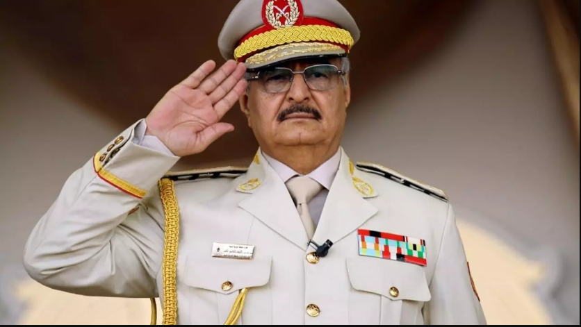 US Judge 'Largely' Rejects Immunity Claim Made by Warlord Haftar