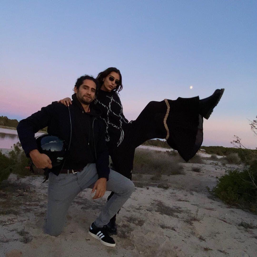 Moroccan-British Model Nora Attal Announces Her Engagement to Victor Bastidas