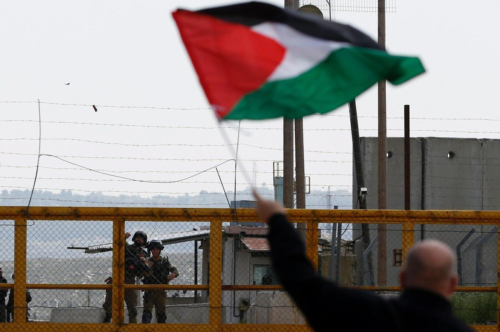 Palestinian Teen's Jail Term Extended For Two More Years