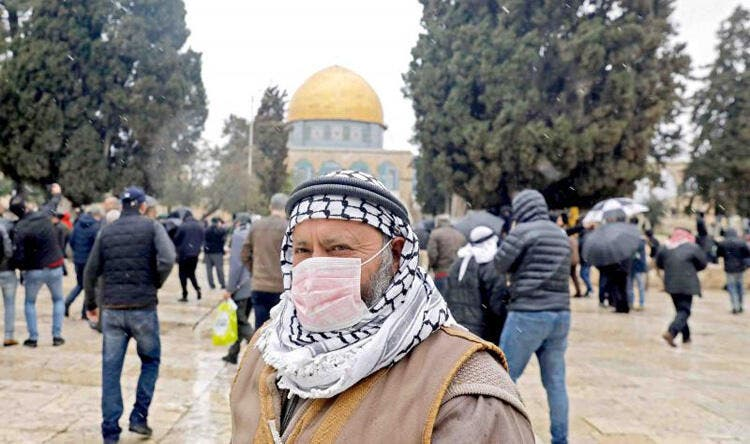 فلسطين تسجل 11 حالة كورونا متحورة