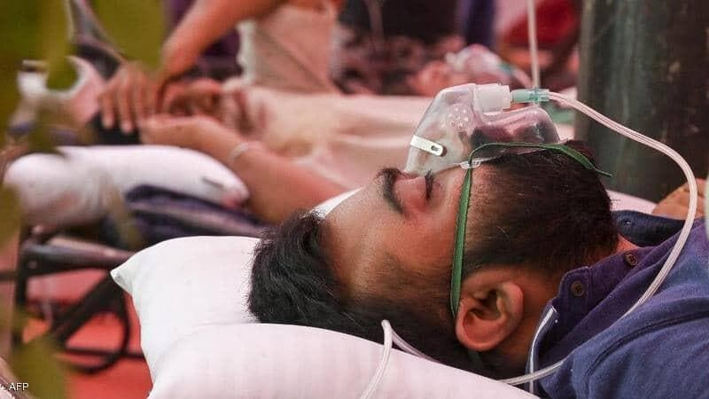 أكثر من ربع مليون حالة وفاة بكورونا في الهند
