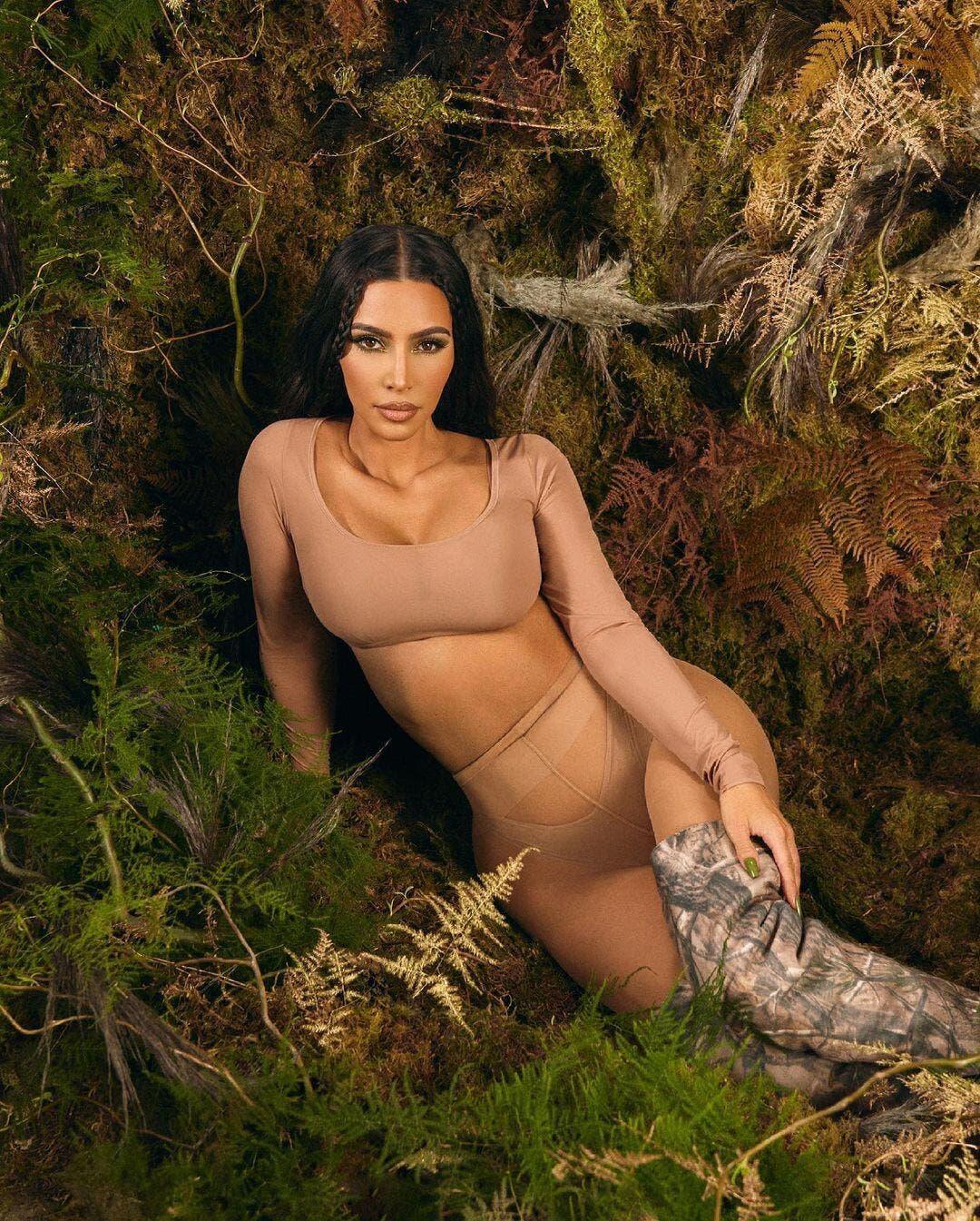 Kim Kardashian Ensured All Eyes Were on Her Jaw-Dropping Figure