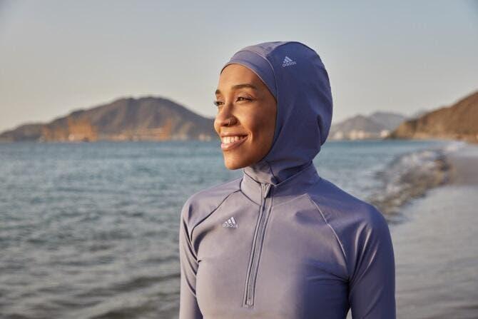 Athletes Dareen Barbar, Asma Elbadawi Star in Adidas Campaign