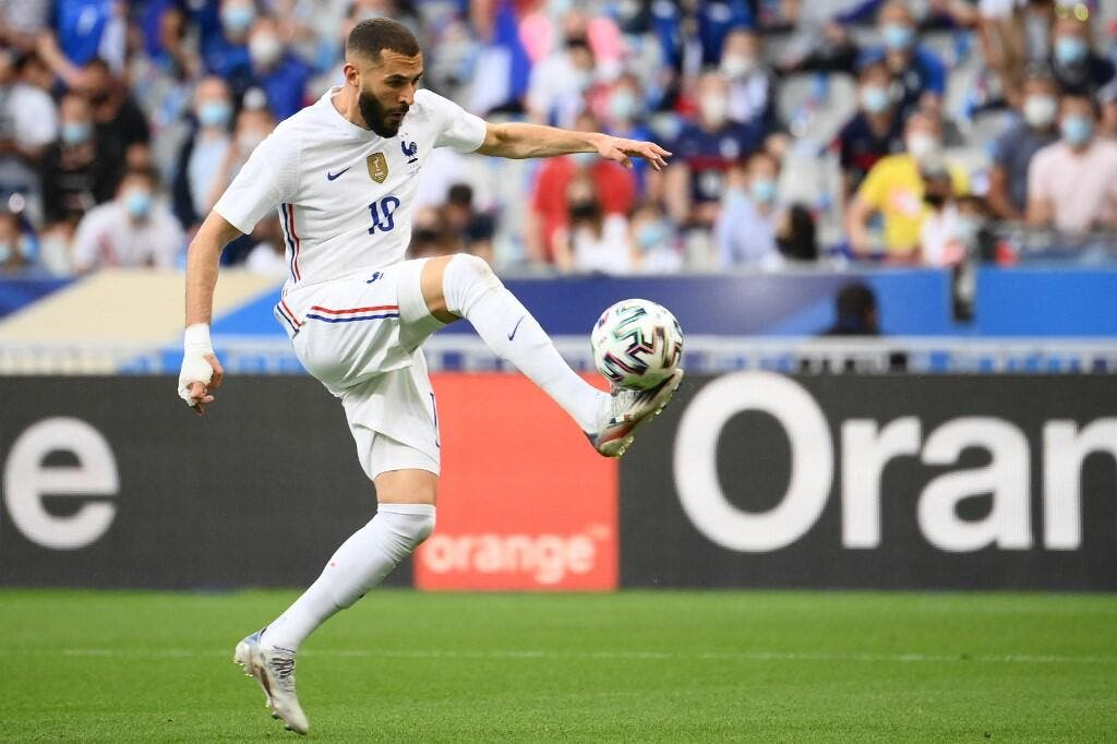 Benzema: I am 100 Per Cent Fit For Euro 2020