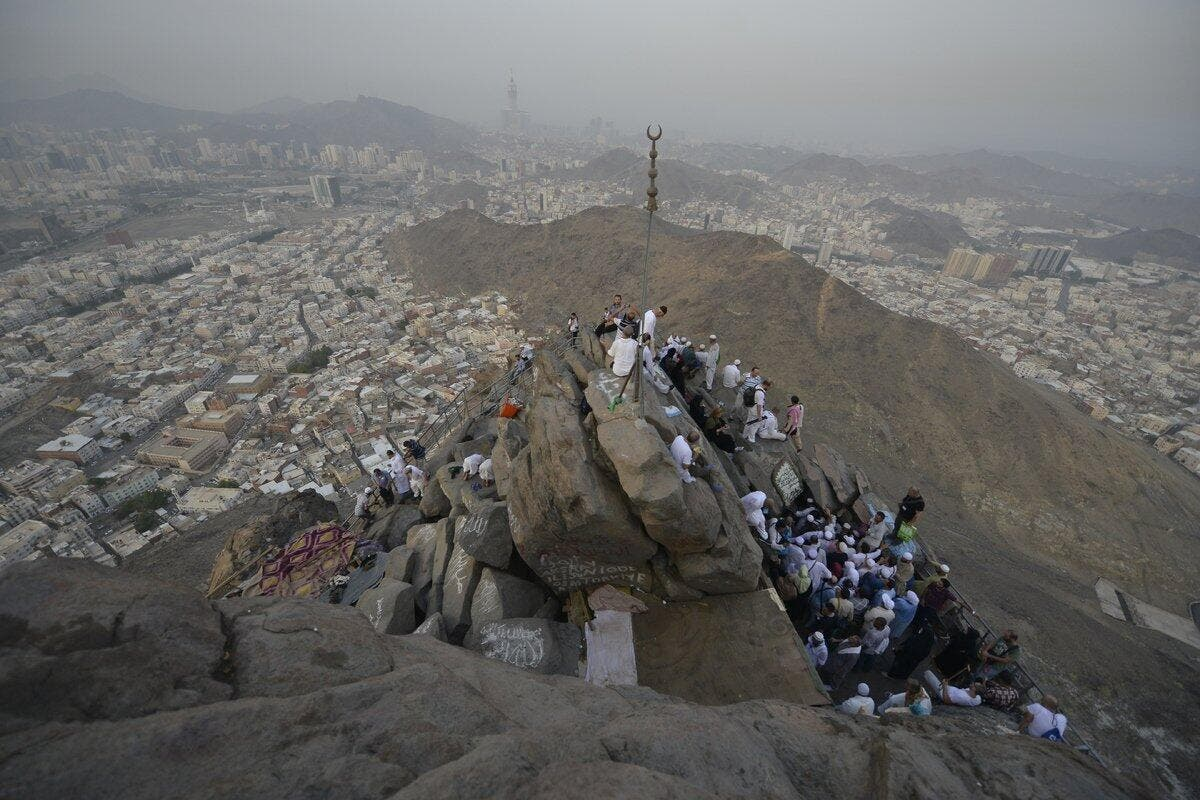 Mountains Of Saudi Arabia Al Bawaba