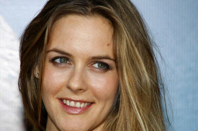 Alicia Silverstone joins the nude PETA ads for Anti-Wool