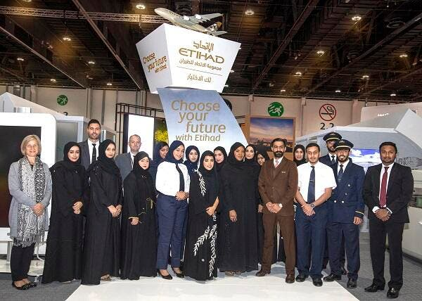 Etihad Aviation Group Promotes Career Opportunities for UAE