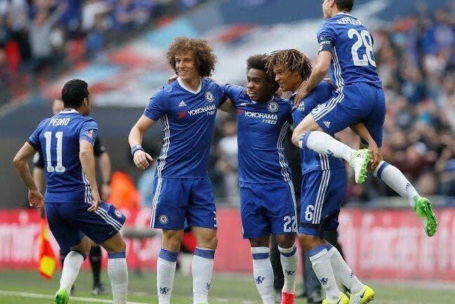 أهداف مباراة تشيلسي وتوتنهام 4-2 نصف نهائي كأس الاتحاد الإنجليزي   البوابة