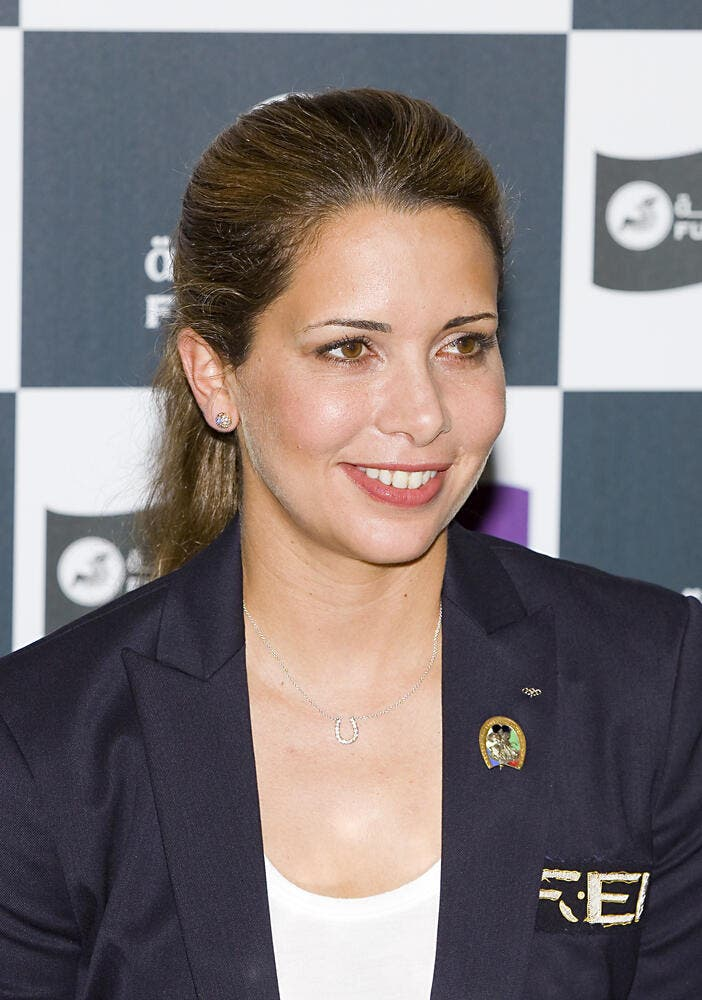 Princess Haya Of Jordan Speaks Out About Health Issues on