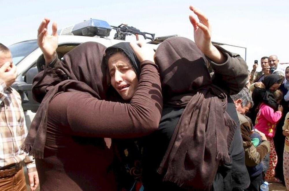 Nine-year-old Yazidi sex slave, raped by Daesh, may die
