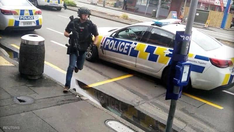Amoklauf Neuseeland: نيوزيلندا.. إبطال عبوة ناسفة بمدينة مذبحة المسجدين