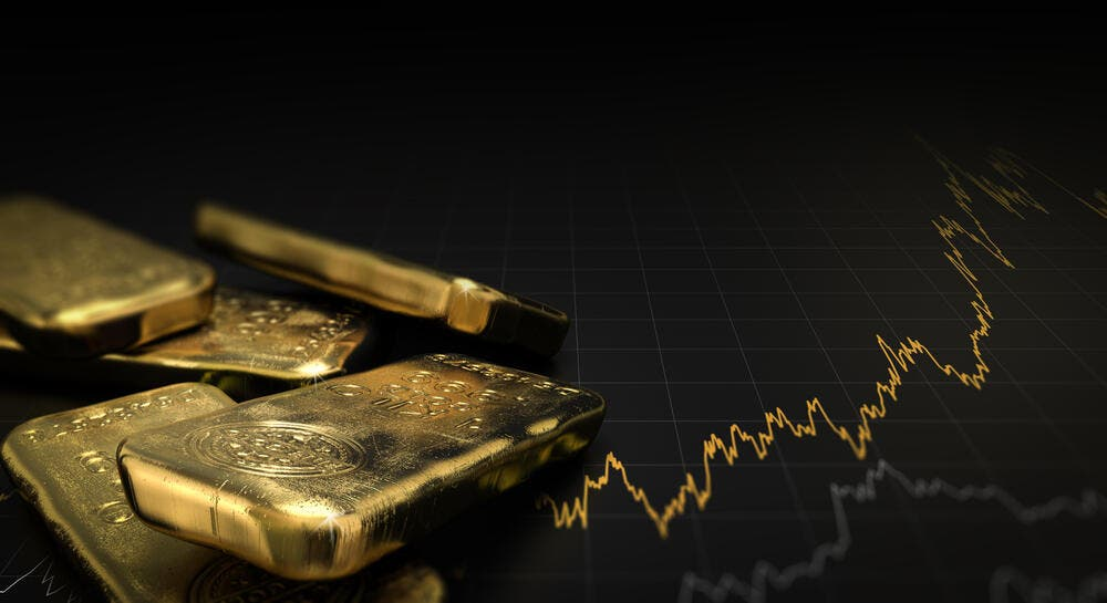 Gold Projected to Soar to $1,875 If It Crosses $1,800 Barrier