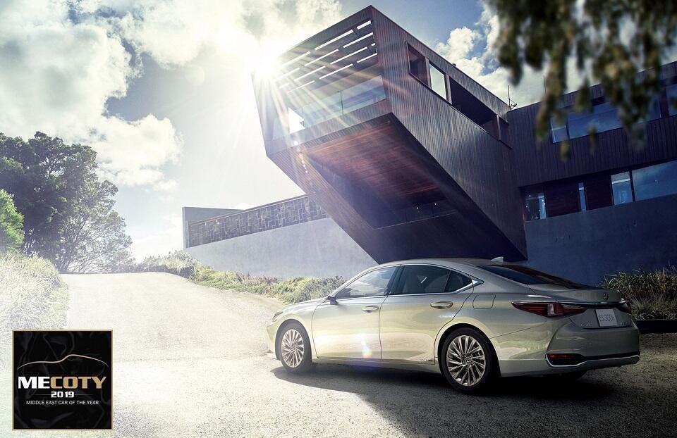 2019 Luxury Car Of The Year: Lexus ES 300h Crowned 'Best Midsize Luxury Sedan' At