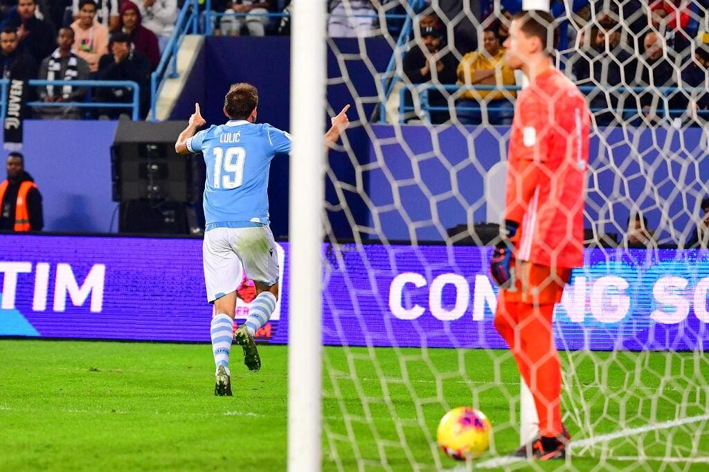 Juventus 1-3 Lazio: Lulic Leads Way to Supercoppa Glory in