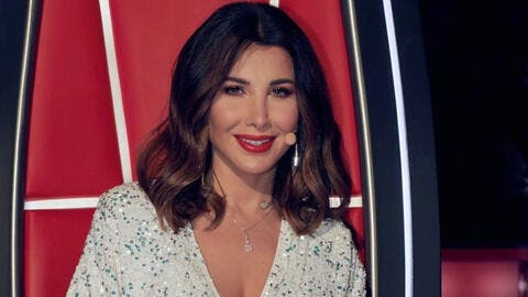Nancy Ajram's Behind the Scenes Video from