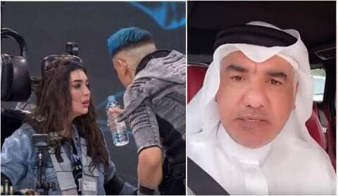 صالح الجسمي يهاجم رامز جلال: