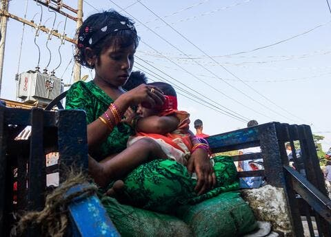 Rohingya Genocide in Myanmar Still Ongoing - Burma Rights Group