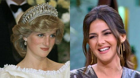 Some Princesses' Fairy Tales Are True! Donia Samir Ghanem Had Met Princess Diana 28 Years Ago! See the Pictures