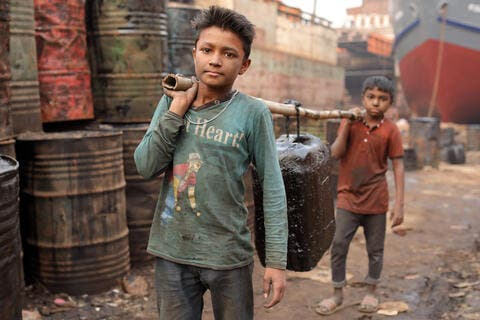 How to Stop the Economic Meltdown From Triggering a New Wave of Child Labour