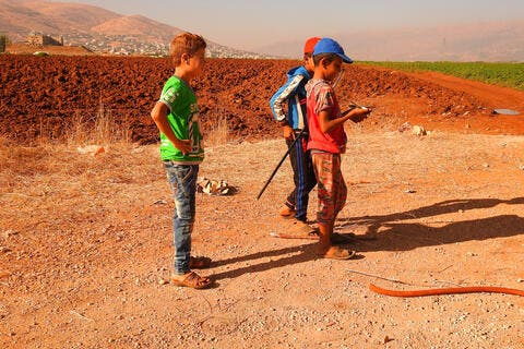 Lebanon: Its Hard to Be a Syrian Refugee in Ramadan!