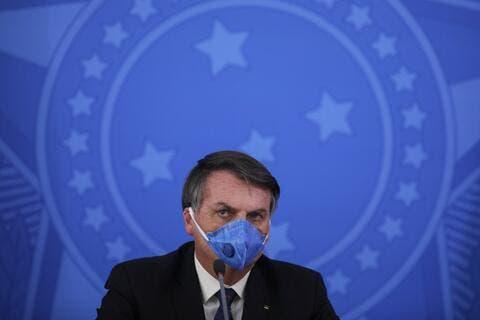 Brazil Rallies Call For Bolsonaro's Impeachment