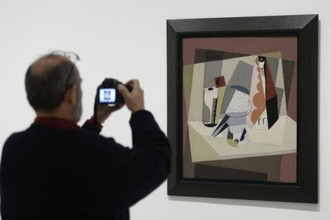 Just When You Think Everything is Known About Picasso Something Else Turns up!