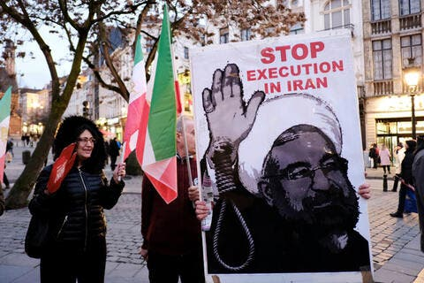 Iran executes nuclear scientist who cooperated with US for treason