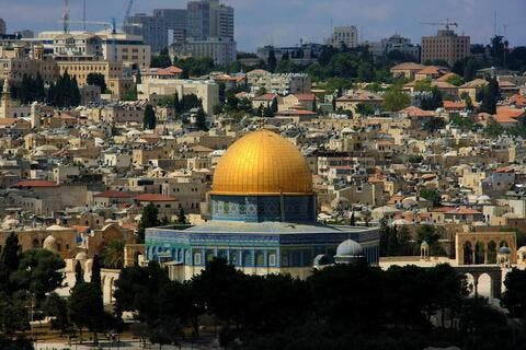 The Largest Documented Archive of Jerusalem's History Now Available!