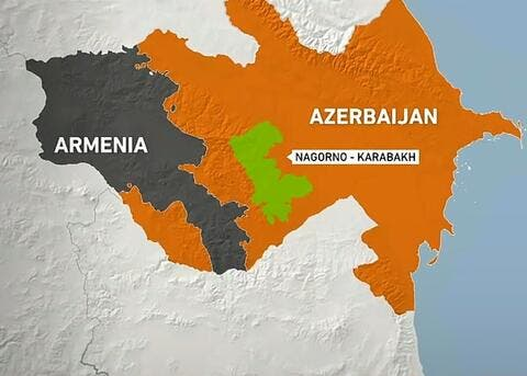 Who Are Syrians Fighting With in the Armenia-Azerbaijan Conflict? Both Sides, Some Argue