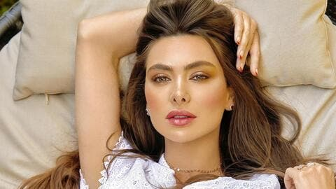 She Reminded Us of Raniah Youssef! Stephanie Saliba Receives Wide Criticism for Wearing Sheer Gown at Venice Film Festival