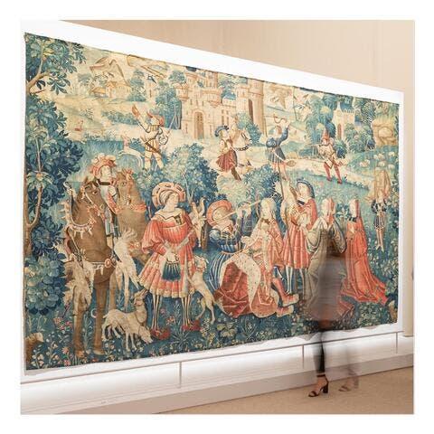 200,000 Reserve Places for New Leonardo Da Vinci Exhibit at The Louvre Museum
