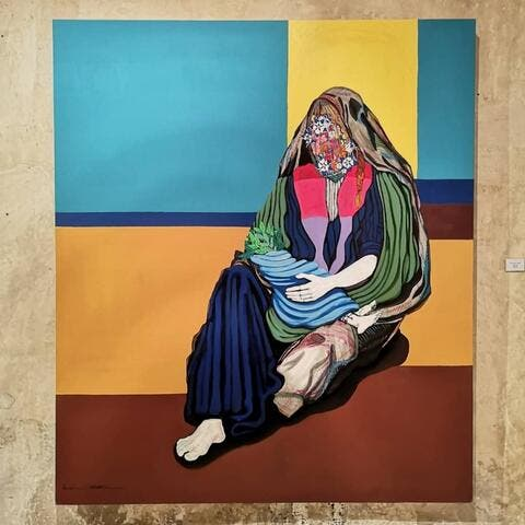 Saudi Artist Still Remembers The Time He Wasn't Famous!