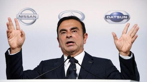Court Orders Ghosn to Repay Nissan-Mitsubishi Nearly 5 Million Euros in Wages