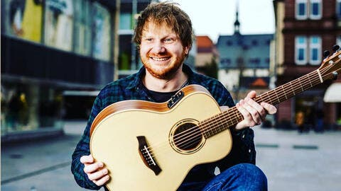 Ed Sheeran's Manager Wanted Him to Move to Ghana