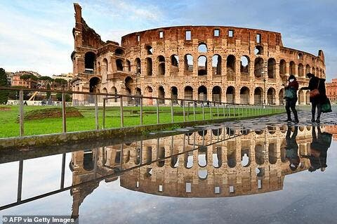 Why Will The Rome Colosseum Get a New Retractable Floor?