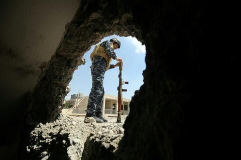 Netflix Mosul Film Shows The Swat Team Battle ISIS