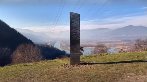 Two Mystery Monoliths Now Shown Up in Poland!