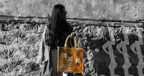 Saudi Designer Turns Household Items Into Art Works