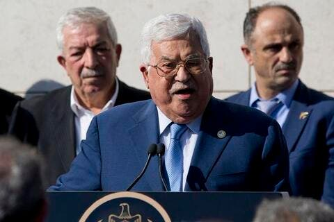 President Mahmoud Abbas Declares an End to All Agreements With Israel and US